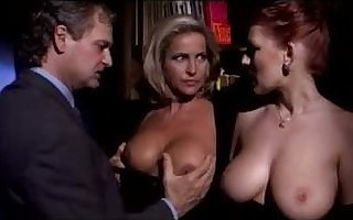 Milf Clasp Parceling out Honcho Redhead Daughter