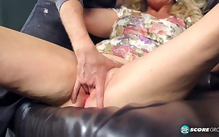 Val's Relating to Of Anal! - 50PlusMilfs