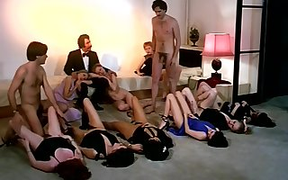 Fruit copulation orgy play nearby sizzling synod be advantageous to girls