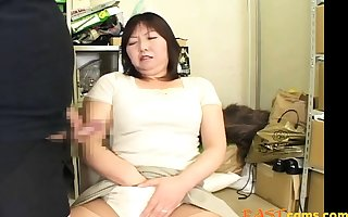 japanese bbw full-grown masterbation obeying
