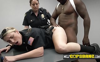 Cruelty suss out gets sexually interrogated